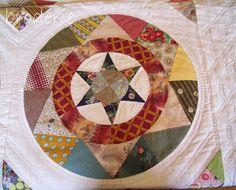 camelot quilt by Trish Harper, via Flickr