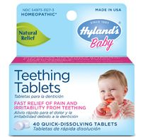 FREE Hyland�s Baby Teething Tablets at 1PM EST on http://hunt4freebies.com