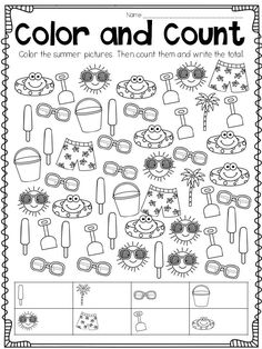 End Of Summer Coloring Pages Elegant End Of the Year Activities Summer Learning – Viati Coloring School Age Activities, End Of Year Activities, English Activities, Preschool Activities, Preschool Worksheets, Preschool Learning, Teaching, Summer Coloring Pages, Kids Education