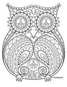 Iron-on transfer - Thaneeya Peace Online Coloring Pages, Cute Coloring Pages, Adult Coloring Pages, Coloring Books, Wood Burning Patterns, Wood Patterns, Notebook Doodles, How To Shade, Deer Design