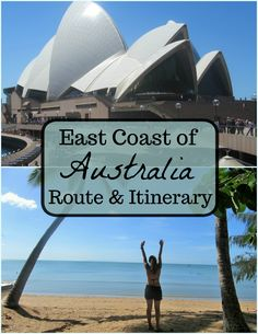 My East Coast of Australia Road Trip Route & Itinerary