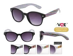 VOX FASHION 63005  ASSORTED PC FRAMES   ASSORTED POLYCARBONATE LENSES