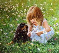 Mr Snogpants by Karl Robinson-Bray, oil on canvas Girls Dresses, Flower Girl Dresses, Painting People, Oil On Canvas, Artists, Portrait, Wedding Dresses, Artwork, Fashion
