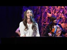 Sara Bareilles Performs 'Brave' on The Ellen Show - she's an outstanding artist & a gift to work with!
