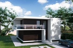 41 The Best House Plan Minimalist Ideas - If you are looking for modern house designs especially designed for style and functionality, then choosing Minimalist house designs and plans is right. Modern Minimalist House, Minimalist Architecture, Minimalist Home Decor, Architecture Design, Building Architecture, Best House Plans, Modern House Plans, Modern House Design, Good House
