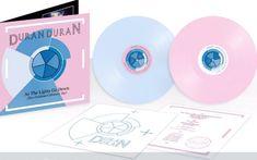Duran Duran - As The Lights Go Down (Live) - Ltd. Record Store Day Edn. (2 Pink/Blue Vinyl LP)
