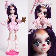 Custom MH Dolls by kawaiidollyss