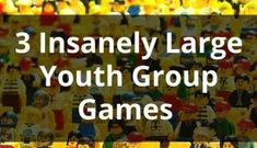 Super large group games for teens fun team building ideas Teamwork Activities, Youth Group Activities, Summer Activities, Teen Activities, Youth Groups, Easter Activities, Therapy Activities, Large Group Games For Teens, Group Games For Kids