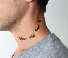 Second Star - temporary tattoo $5   #tattoo #tattoos #temporarytattoo #tattify
