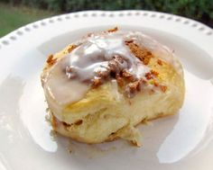 Cinnamon Biscuits - refrigerated biscuits and cinnamon chips - quick breakfast idea!