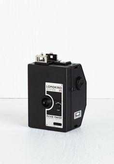 Lomokino 35mm Movie Camera, #ModCloth