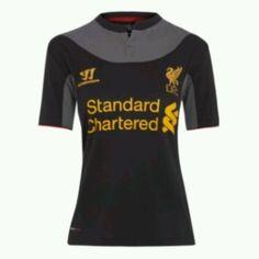 6ab364265 Liverpool 2012 13 Away Camiseta futbol Mujer  369  - €16.87   Camisetas
