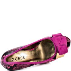 Guess Shoes   Gregi - Pink Multi LL