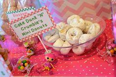 Madeline's 7th Lalaloopsy Birthday Party! | CatchMyParty.com
