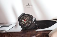 It's time for some #Maserati style. Find out more on #MaseratiStore.
