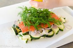Salmon en Papillote Recipe | fifteenspatulas.com