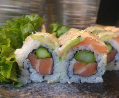 El nuevo maki de esta semana: Salmon Sesamus