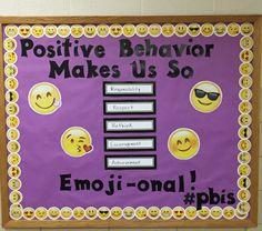 Emoji bulletin board
