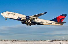 Photo of Delta B744 (N668US) ✈ FlightAware