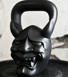 Demon Bells - wonder if they'll make one that looks like me!