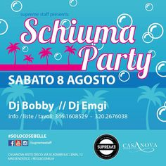 #supremesummeredition #supremestaff #supreme #schiumaparty #foamparty #casanovaristodisco #dimitrimazzoni sabato 8.8