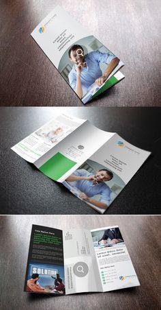 Tri Fold Brochures Bundle  Elite  Tri Fold Brochure Tri Fold