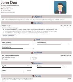 make resume online cv maker makeresumeonline on pinterest