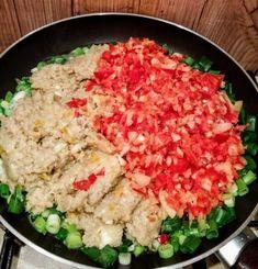 CHEC cu CIUPERCI: rețetă delicioasă în 3 pași - Servus Expert Carne, Grains, Deserts, Pizza, Food, Essen, Postres, Meals, Dessert