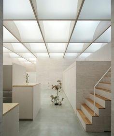 Takeshi Hosaka Architects, Nacasa & Partners Inc. · Daylight House. Yokohama, Japan