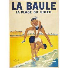 La Baule ~ La Plage du Soleil