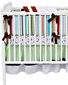 ryleigh 3-piece crib bedding set | everything macy | pinterest