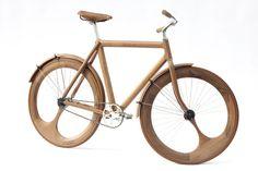 mmmmm sexy wooden bike