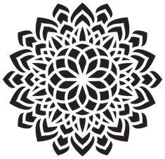 A design called Bodhi by Corey Divine.- A design called Bodhi by Corey Divine…! Dotwork Tattoo Mandala, Geometric Mandala Tattoo, Sacred Geometry Tattoo, Geometric Tattoo Design, Mandala Tattoo Design, Mandala Drawing, Geometric Tattoos Men, Mandala Stencils, Stencil Art