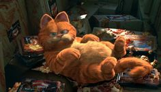Garfield Animation/ Funny for Kids and Family Cute Cartoon Characters, Iconic Characters, Cartoon Movies, Cartoon Kids, Garfield Wallpaper, Cat Wallpaper, Cartoon Wallpaper, Garfield The Movie, Garfield Cat