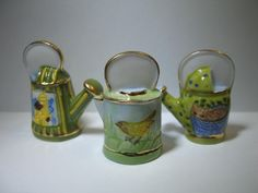 Teapot Tea Kettle Coffeepot Watering Cans  by ValueARTifacts