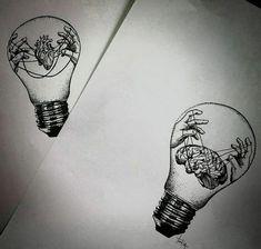 Tattoo Drawings, Body Art Tattoos, Sleeve Tattoos, Cool Tattoos, Future Tattoos, Tattoos For Guys, Philosophy Tattoos, Psychology Tattoo, Epilepsy Tattoo