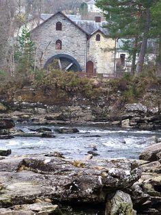 The Old Mill - Killin, Scotland