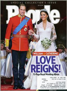Prince William & Catherine Middleton- Duke & Duchess of Cambridge 2011