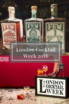 What's Katie Doing for London Cocktail Week 2016? I've had a trawl through the various events available for this years cocktail week and whilst it's not a mustto arrange your week in advance, (I've had some great spontaneous nights in previous years!) some of these do book out! So here is a gin lush's guide...