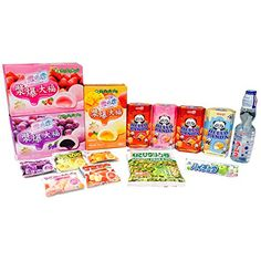 Japanese Sweets & Snacks Kit XL - FREE DELIVERY Sushisushi http://www.amazon.co.uk/dp/B00BPOTXQM/ref=cm_sw_r_pi_dp_K2DJub17KCE8T
