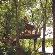 If you're worried about the election outcome in the States maybe it's time to build a treehouse.  @monkeypoddesigns #treehouseclub
