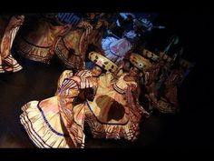 ▶ AQUELLA INDITA - Ballet Folklorico Nicaraguense - YouTube