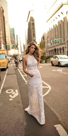 Gorgeous Berta Bridal Wedding Dresses 2019 Gorgeous Berta Bridal Wedding Dresses Collection 2017 ❤ lace mermaid with halter neckline open back with train berta bridal wedding dresses ❤ Full gallery: weddingdressesgui… Berta Bridal, Bridal Wedding Dresses, Designer Wedding Dresses, Lurelly Bridal, 2017 Bridal, 2017 Wedding, Bling Wedding, Bridal Bouquets, Lace Wedding