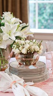 The vase reminds me of the spoon dish I recieved for a wedding gift.  Southern Lady