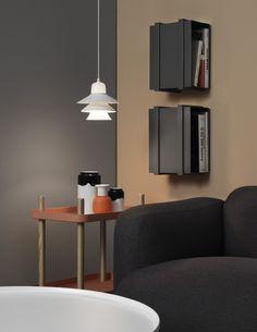 Color Box, Block Table, Agnes Vase, Nyhavn Vase, Ikono Lamp