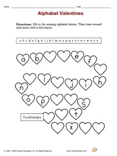 Employ a printable reading activity for Valentine's Day that helps build skills in alphabetization. Reading Activities, Sensory Activities, Winter Activities, Valentine Theme, Valentine Day Crafts, Weather Experiments, Red Crayon, Valentine Activities, Creative Writing