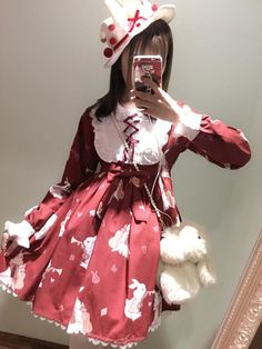 Cheap dress flirt, Buy Quality dress actress directly from China dress for full figure Suppliers:    Girls Cookie Printing Sweet Lolita Cosplay JSK Dress Tea Party DressUSD 69.00/pieceFairy Tale Alice Printing Japanese