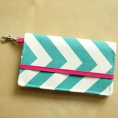 Hey, I found this really awesome Etsy listing at http://www.etsy.com/listing/152060645/cell-phone-wallet-chevron-print