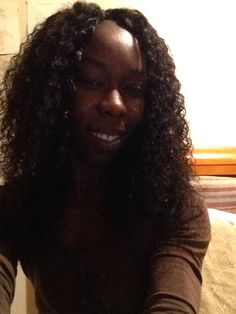 Brazilian curly 12 inch closure 14/16 inches love it go check out the site all smiles 911.isthatyourhair.com. Luscious Hair