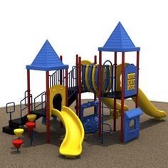Playground equipment would be great to have for time on A field and day camp check in/check out.